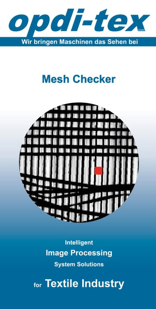 Flyer | Mesh Checker