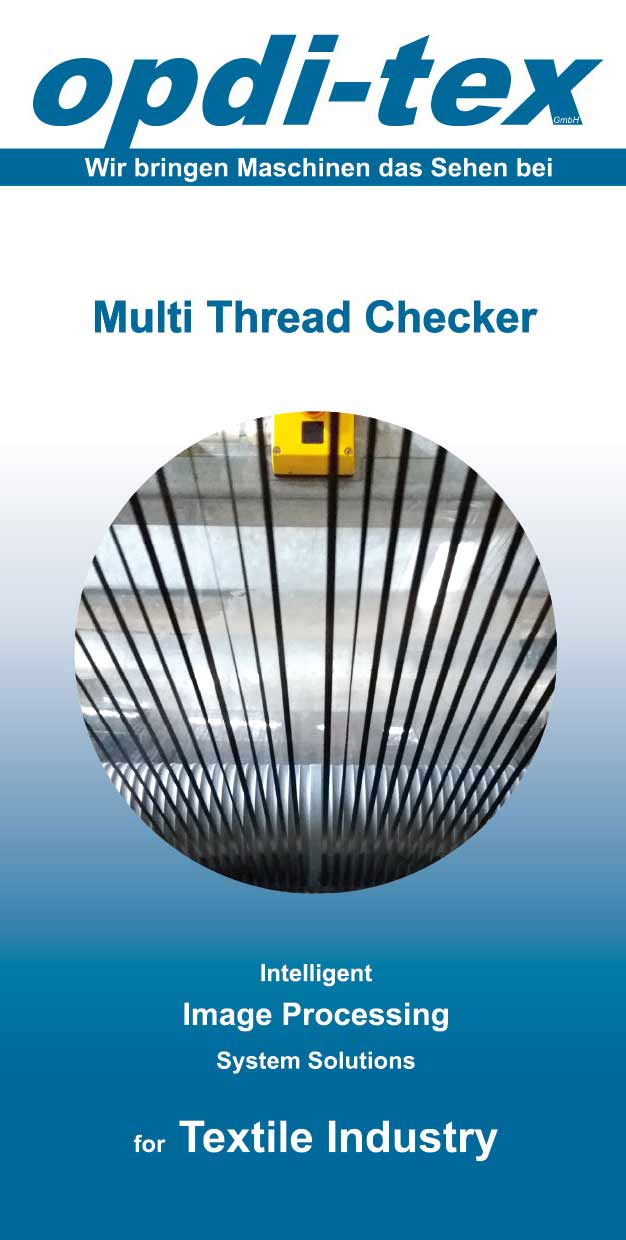 Flyer | Multi Thread Checker by opdi-tex