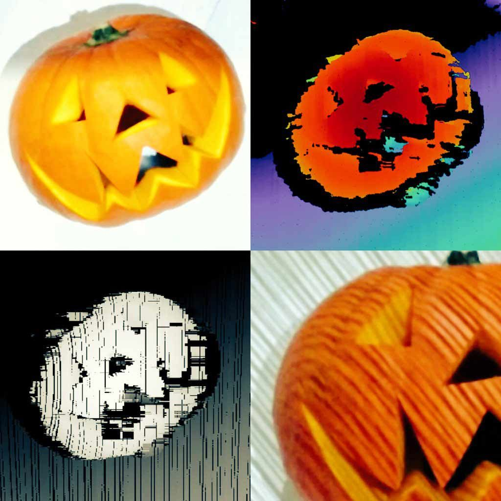 Halloween by opdi-tex in 3D